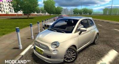 Fiat 500 2007 [1.2.5], 1 photo